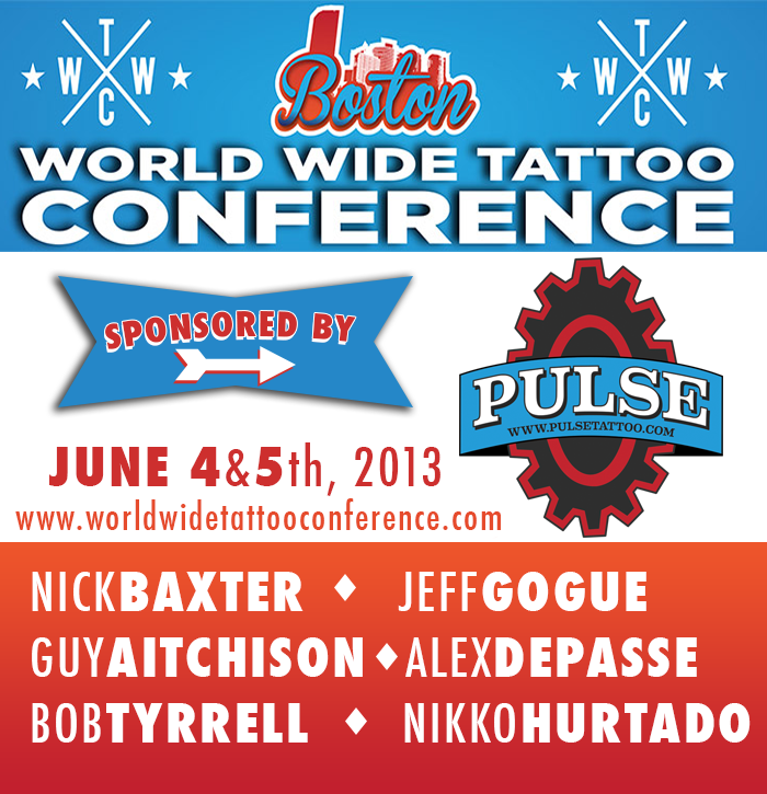 World Wide Tattoo Conference – BOSTON