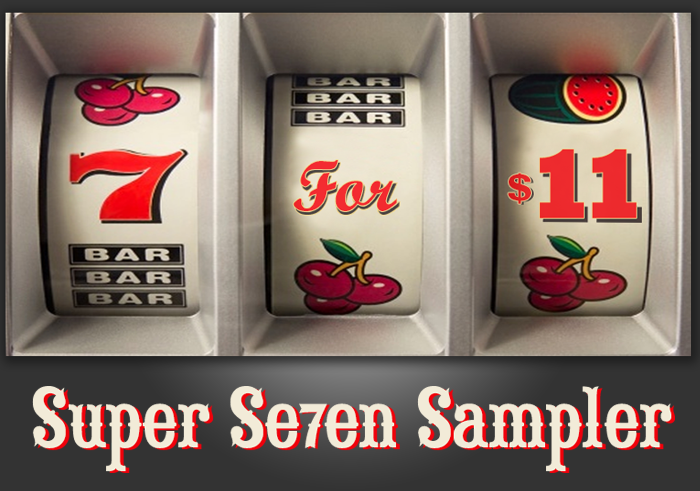 The Super Seven Sampler