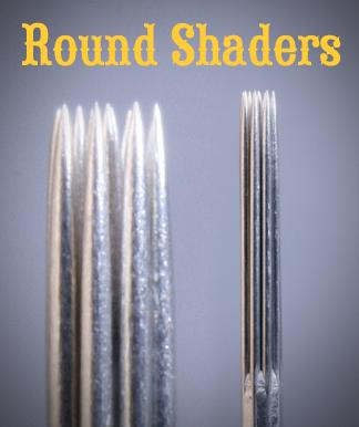 Round Shaders
