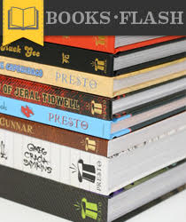 Books and Flash