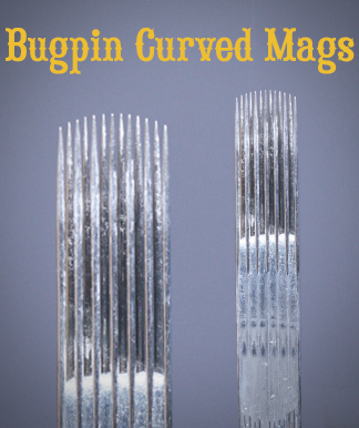 Bugpin Curved Mags