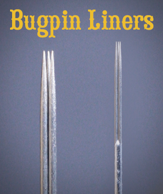 Bugpin Liners