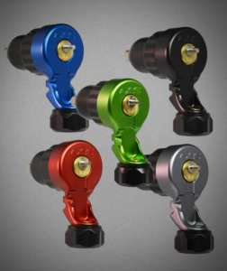 axys rotary colors